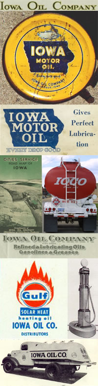 Iowa Oil Company Photos